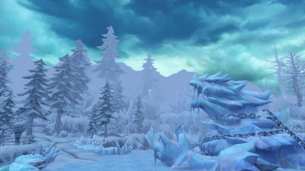 Blizzard Berg