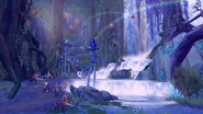 Viridian Steppe Jade Forest