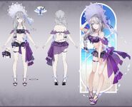 Summer Persephone concept