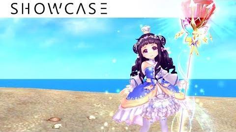 Showcase Aura Kingdom Eidolons - Lumikki's Combo Skill