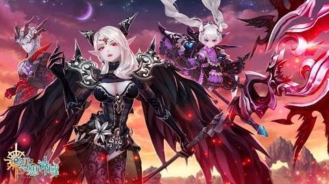 《幻想神域》魔界女王的強襲!