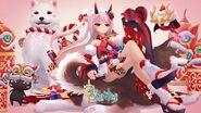 New Year Muramasa Wallpaper