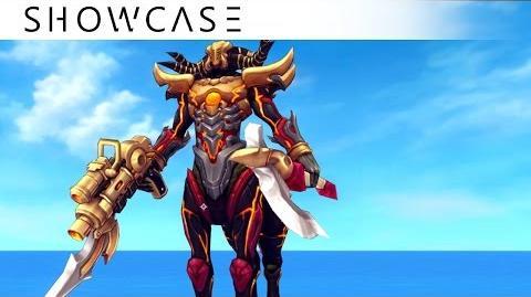 Showcase Aura Kingdom Eidolons - Bahadur's Combo Skill