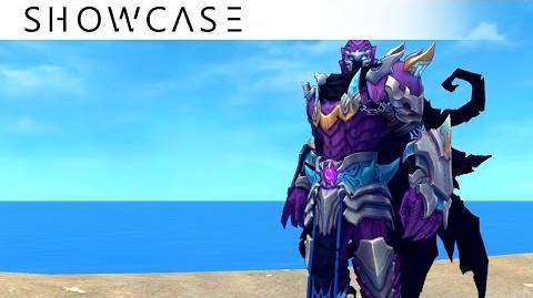 Showcase Aura Kingdom Eidolons - Faust's Combo Skill