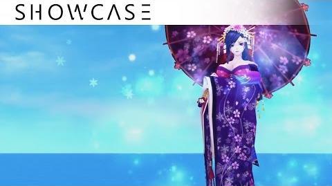 Showcase Aura Kingdom Eidolons - Shirayuki's Combo Skill