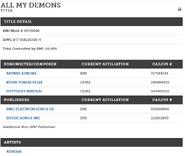 All My Demons-BMI
