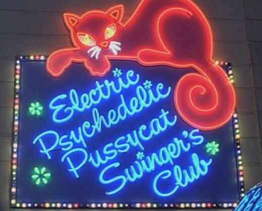 Electric Psychadelic Pussycat Swinger's Club