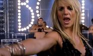 Britney Spears sexy stretch