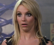 Britney Spears face before destruction