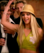 Britney commercial