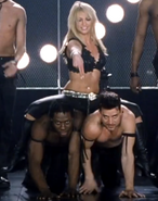 Britney Spears queen