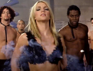 Britney Spears smoking still