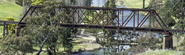 Yass River railway bridge