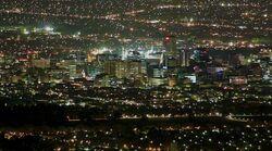 Adelaide city centre at night.jpg