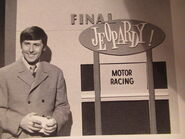 Graham Webb on the early version of jeopardy