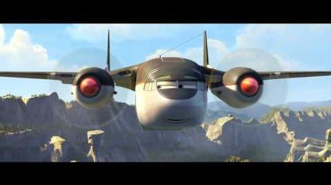 """Perfectly Good Airplane"" Clip - Planes Fire & Rescue"