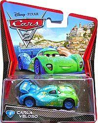 Carla veloso cars 2 single