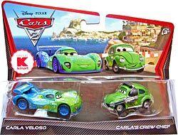 Cruz besouro carla veloso crew chief cars 2 movie moments