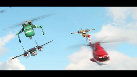Disney's Planes Fire & Rescue is Now Playing in 3D!