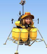 Nancy the Lunar Lander