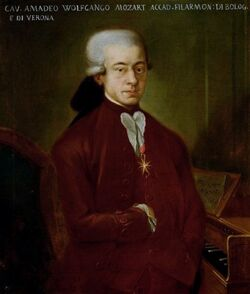 Classical composer Wolfgang Amadeus Mozart is one of the earliest known examples of people with absolute pitch.