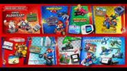 American Mario Kart Commercial Compilation (SNES - Wii U)