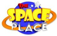 The Space Place logo