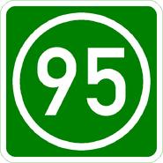 Knoten 95 grün