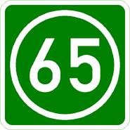 Knoten 65 grün