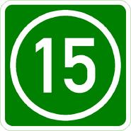 Knoten 15 grün