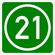 Knoten 21 grün