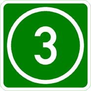 Knoten 3 grün