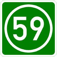 Knoten 59 grün