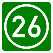 Knoten 26 grün