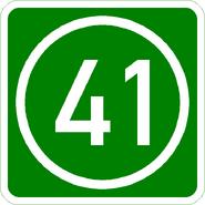 Knoten 41 grün