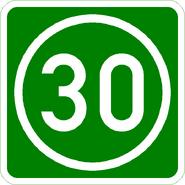 Knoten 30 grün