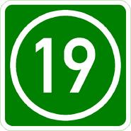 Knoten 19 grün