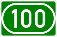 Knoten 100 grün