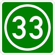 Knoten 33 grün