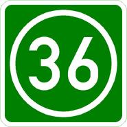 Knoten 36 grün