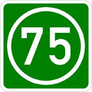 Knoten 75 grün
