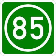 Knoten 85 grün