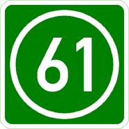Knoten 61 grün