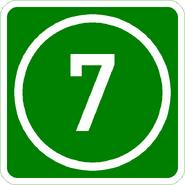 Knoten 7 grün