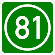 Knoten 81 grün