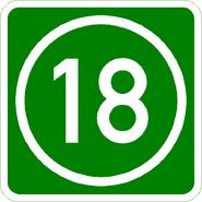 Knoten 18 grün