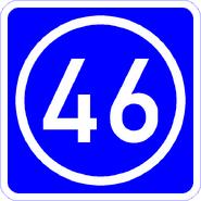 Knoten 46 blau