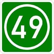 Knoten 49 grün
