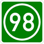 Knoten 98 grün