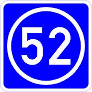 Knoten 52 blau